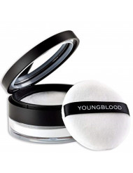 Youngblood Clean Luxury Cosmetics Hi-Def Hydrating Loose Powder, Translucent | Shine Control Matte Finishing Translucent Blurring Powder HD Baking Setting Primer | Vegan, Cruelty Free