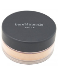 Bare Minerals Matte Foundation, Medium Tan, 0.21 Ounce (Pack of 1)