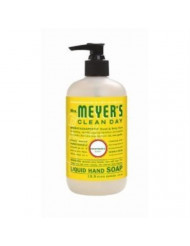 Mrs. Meyer's Clean Day Hand Soap Liquid, Honeysuckle, 12.5-Fluid Ounce Bottles (Pack of 6)