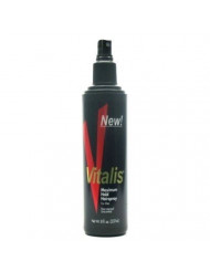 Vitalis Hairspray Pump Maximum Hold 8 oz. (Case of 6)