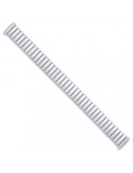 Women's Expansion Stretch Watch Band - Silver (fits 11mm to 14mm)
