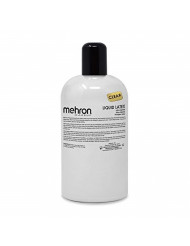 Mehron Makeup Liquid Latex (16 oz) (Clear)