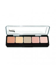 HD Glamour Creme Palette, Corrector Light