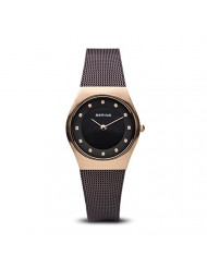 BERING Time | Women's Slim Watch 11927-262 | 27MM Ø Case | Classic Collection | Stainless Steel Strap | Scratch-Resistant Sapphire Glass | Minimalistic Danish Design