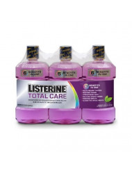 Listerine Total Care Mouthwash 3 pack