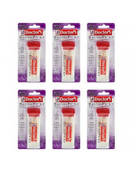 The Doctor's BrushPicks Interdental Toothpicks | 120-Picks per pack | (6-Pack)