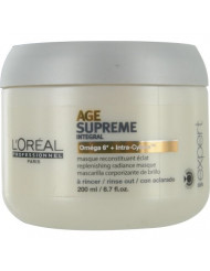 L'oreal Serie Expert Age Supreme Masque for Unisex, 6.7 Ounce