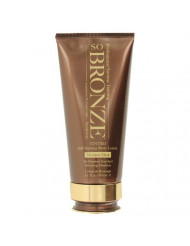Hempz Hempz so bronze sunless body lotion, brown, sweet peach, medium/dark, 5.5 fluid ounce, 5.5 Ounce