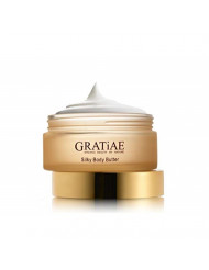 Gratiae Organic Beauty By Nature Body Butter Passion Fruit and Lime 5.95 Fl oz