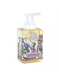 Michel Design Works Foaming Hand Soap, 17.8-Fluid Ounce, Lavender Rosemary