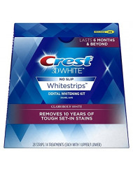 Crest 3D White Glamorous White Whitestrips - 28 Strips (Packaging May Vary)