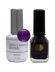 LECHAT Perfect Match Nail Polish, Violet Fizz, 0.500 Ounce