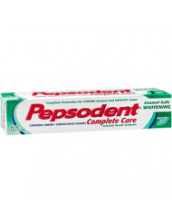 Pepsodent Complete Care Anti-Cavity Fluoride Toothpaste, Whitening with Baking Soda 6 oz (Pack of 12)