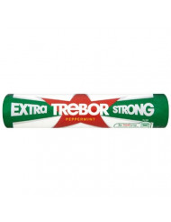 Trebor Extra Strong Peppermints - Pack of 40
