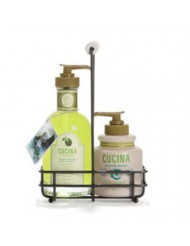 Fruits and Passion's NEW Cucina Regenerating Hand Care Duo Lime Zest & Cypress