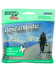 Adventure Medical Kits Dental Medic Travel First Aid Kit for Teeth