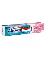 Aquafresh Sensitive Maximum Strength Toothpaste 5.6 Oz (Pack of 6)