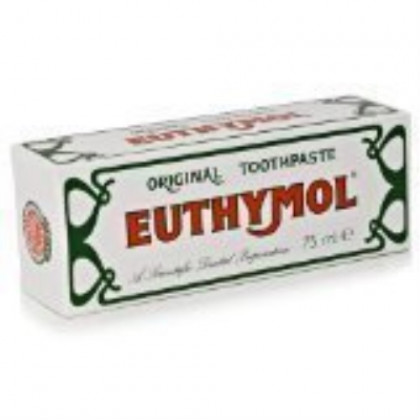 Euthymol Original Toothpaste 75ml (Case of 6)