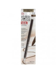 L'Oreal Infallible Never Fail Eyeliner, Brown [531], 0.008 oz (Pack of 2)