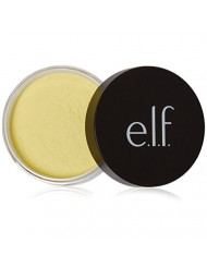 e.l.f.   High Definition Loose Face Powder, Corrective Yellow, 0.28 Ounce