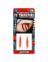 Tinsley Transfers  Cutter, Flesh/Multi, One Size