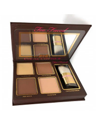 Too Faced Cocoa Contour Chiseled to Perfection Face Palette - Medium to Deep