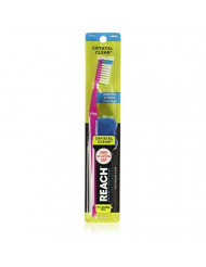 Reach Toothbrush Firm Full Head 12 Brushes Hard