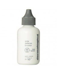 Dermalogica Solar Defense Booster SPF50, 1.7 Fl Oz - Face Sunscreen with Vitamins C and Vitamin E