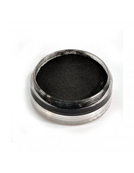 Wolfe F/X Essential Colors Face Paint - Black (45 gm)