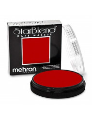 Mehron Makeup StarBlend Cake (2oz) (RED)