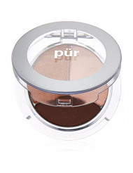 PÃœR Perfect Fit Eyeshadow Trio, Jetsetter
