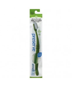 Preserve Adult Ultra Soft Toothbrush with Mailer Assorted Colors