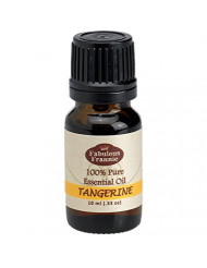 Tangerine 100% Pure, Undiluted Essential Oil Therapeutic Grade - 10 ml. Great for Aromatherapy!