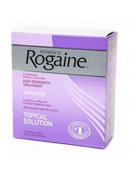Rogaine Women's Unscented 6 oz (3-Pack) (Pack of 1)