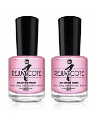 duri Rejuvacote 1 Original Maximum Strength Nail Growth System, Base and Top Coat, 2 pack, 0.61 fl.oz. each