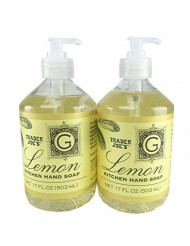 Trader Joe's Lemon Hand Soap - 2 Pack