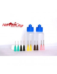 1 oz Applicator bottles - Qty 2, 10 tips