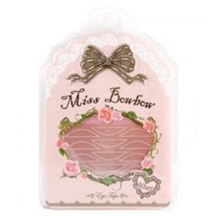 Miss Bow Bow Eyelib Tape with Gel 30 Set in a Box Professional