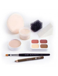 Ben Nye Theatrical Creme Personal Kit - FAIR: LIGHTEST PK-0