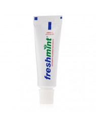 Freshmint Flouride Toothpaste, 144 Count, 0.6 Ounce