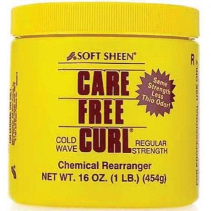 Softsheen Carson Care Free Curl Rearranger, Regular, 14.1 Ounce
