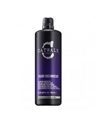 TIGI Cosmetics Catwalk Your Highness Shampoo, 25.36 Fl. Ounce, 25.36 Ounce ()