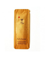 Sulwhasoo Concentrated Ginseng Renewing Eye Cream 32 sample sachets.