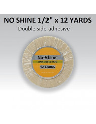 No Shine Bonding Double-Sided Tape Walker 1/2 X 12 Yards by Walker Tape