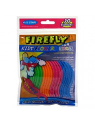 Firefly Flossers Kids 30 Count (12 Pieces)