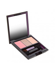 Shiseido Shiseido luminizing satin eye color trio - #rd711 pink sand, 0.1oz, 0.1 Ounce