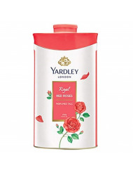 Yardley Red Rose Perfumed Talc 250 g