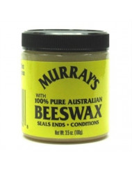 Murrays Beeswax 4 Ounce Jar (Pack of 3)