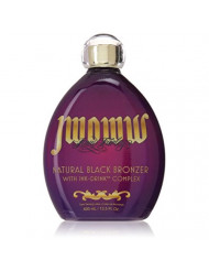 JWOWW Natural Black Bronzer with Ink Guard, 13.5 Ounce
