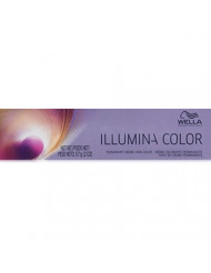 Wella Illumina Permanent Creme Hair Color, 10/38 Lightes Blonde/Gold Pearl, 2 Ounce